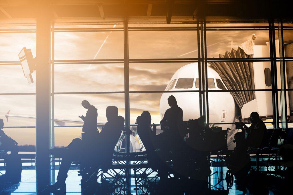 Detención en el aeropuerto